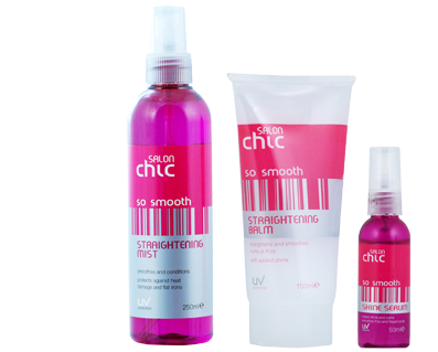 So Smooth Hair Care Range